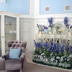 оформление дома цветами на день рождения