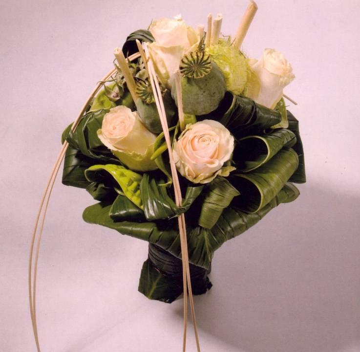 Букет цветов, Европейская флористика