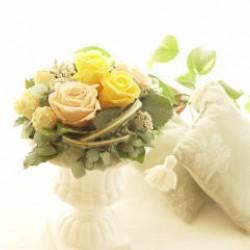 Стабилизированные цветы. Декоративная интерьерная композиция арт. STB1174