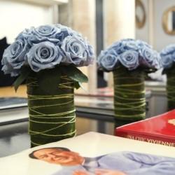 Стабилизированные цветы. Декоративная интерьерная композиция арт. STB1183