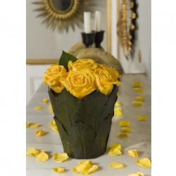 Стабилизированные цветы. Декоративная интерьерная композиция арт. STB1184