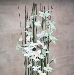 Стабилизированные цветы. Декоративная интерьерная композиция арт. STB2126
