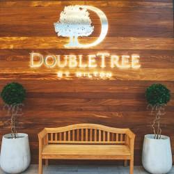 Стабилизированные деревья для DoubleTree by Hillton