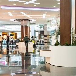 Cезонное оформление торговых центров