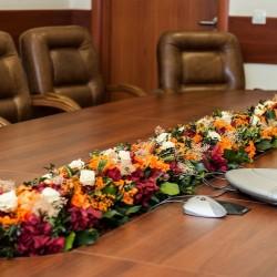 Цветы для корпоративных клиентов