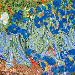 Стабилизированные цветы, картины.
