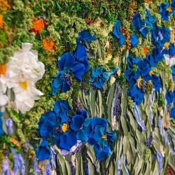 Картина Ирисы Ван Гог. Стабилизированные цветы.