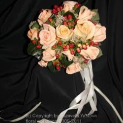 Свадебная флористика - Классическая свадьба