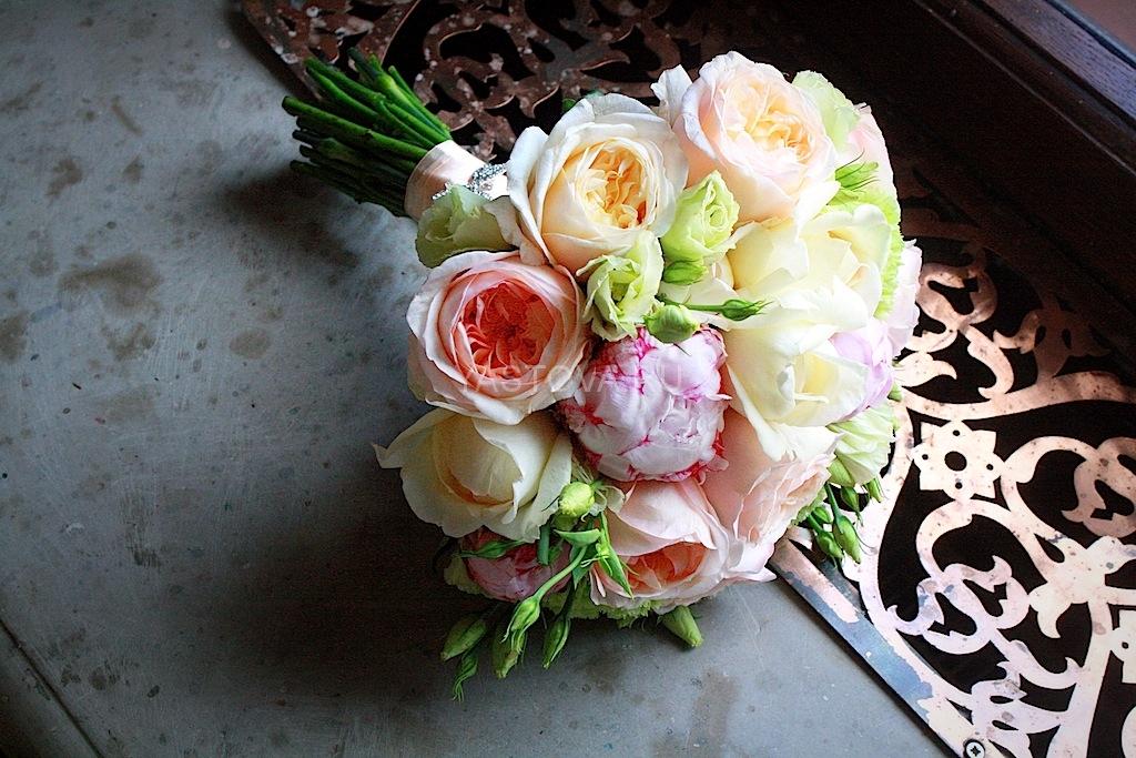 Keine Hochzeit ohne Blumen