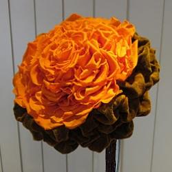 стабилизированные цветы свадебный букет