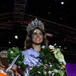 Флористика для конкурса красоты Мисс Кемерово-2013